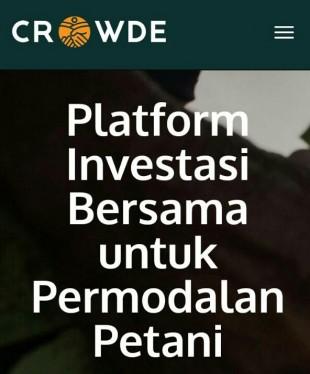 Sharing Economy Untuk Petani Indonesia