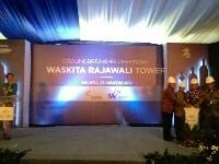 Dibangun di Jakarta Timur,  RNI dan Waskita Realty Hadirkan Waskita Rajawali Tower