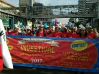 Sambut World Investment Week 2017, BEI Gelar Parade Jalan Santai