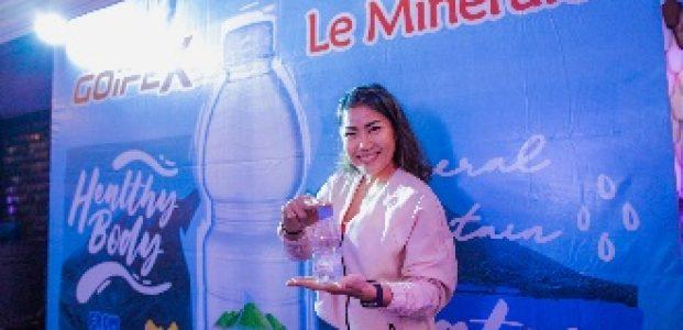Terapakan Gaya Hidup Sehat, Le Minerale Hadir di GOIFEX 2020