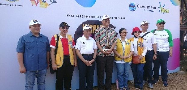 World Cleanup Day 2019, Lions Club Pelopori Aksi Bersih-bersih di Lima Wilayah DKI Jakarta