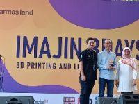 Imajinasi di Printing, Komunitas Imajin Bersama Sinarmas Land Selenggarakan Festival Imajin 3Days