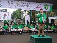 "Forwaka Bersama Jaksa Agung Semarakkan Funbike ""Gowes Jaksa Menyapa"""