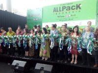 Pameran Allpack Indonesia 2019, Kemenperin Inginkan di Industri 4.0 Dapat Serap Tenaga Kerja