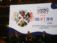 Astra Property Bersama Media CASA Indonesia Bersinergi Hadirkan Ekshibisi Desainer Interior Property