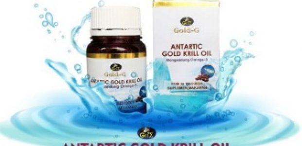 Antartic Gold Krill Oil Miliki Antioksidan Paling Kuat Ditemukan di Bumi