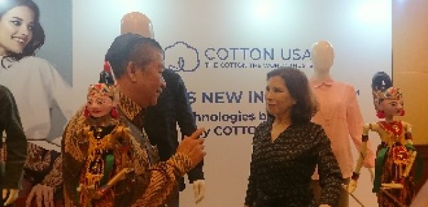 Cotton USA Dampingi Industri Tekstil Indonesia Bersaing di Global