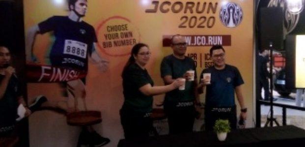 Sambut Perayaan 14 Tahun, J.CO Indonesia Selenggarakan Kompetisi Lari JCO RUN 2020