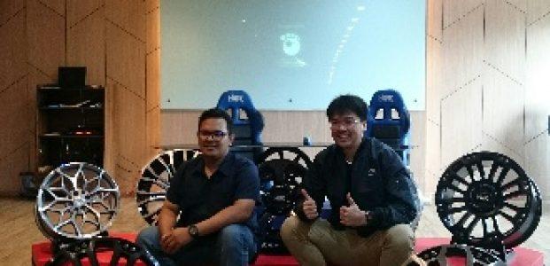 MYTH SERIES dari HSR Wheel Rambah Pasar Otomotif Indonesia