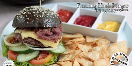 Menikmati Makan Angkringan di Swiss-Belresidences Kalibata