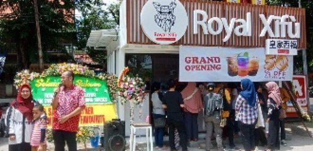 Royal Xifu Resmi Dibuka di Jalan Layur Rawamangun