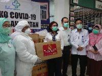 BIN Bantu Alkes RSUP Persahabatan, Tangani Pasien Covid-19