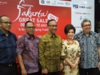 Festival Jakarta Great Sale 2017 Gandeng Hotel Berbintang