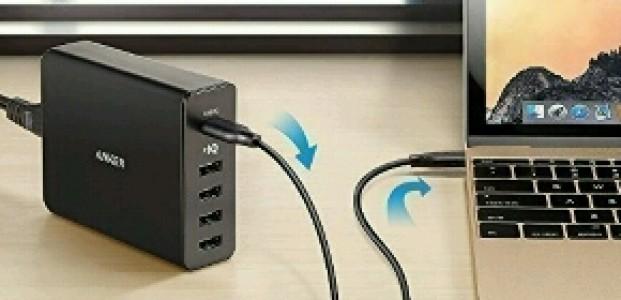 ANKER Power Port 5+ USB-C Mampu Mengisi Lima Gadget Dalam Waktu Bersamaan
