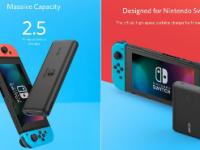 Penopang Daya Besar, ANKER Luncurkan PowerCore Nintendo Switch Edition