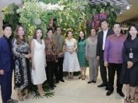 Central Department Store Indonesia Rayakan Tahun ke-4 Dengan Hadirkan  Dekorasi Bunga Segar Terbesar 2018
