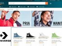 Converse Pilih Lazada Untuk Buka Official Toko Online Pertama di Indonesia