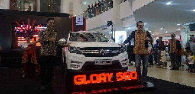 DFSK Glory 560 Hadir di Kota Palembang