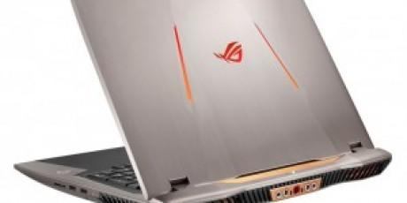 ASUS ROG GX800 Notebook Gaming Spesifikasi Dewa Khusus Untuk Sultan
