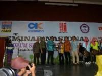 Askrindo Menerima Penghargaan dari Masyarakat PAUD