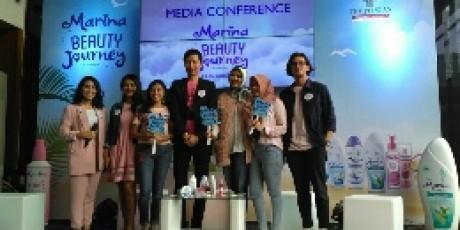 Muda Dan Penuh Prestasi Warnai Marina Beauty Journey 2017