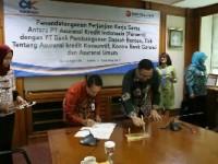 Teken Tiga Kerjasama, Askrindo Gandeng Bank Banten Tbk