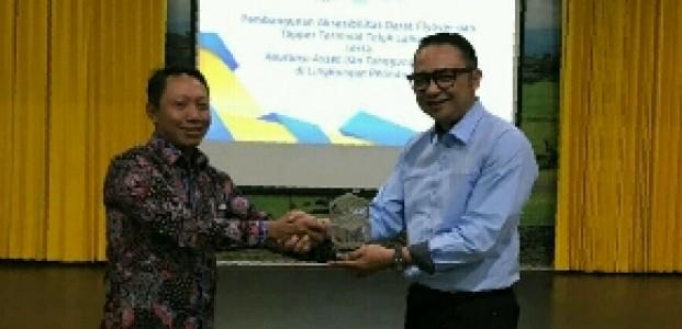Perkuat Sinergi BUMN, Askrindo Jamin Aset Pelindo III Sebesar Rp 12,2 Triliun