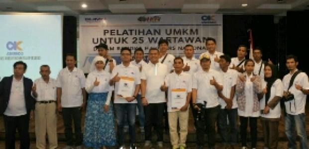 Sambut Hari Pers Nasional 2018, Askrindo Beri Pelatihan UMKM Kepada Wartawan