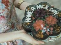 Kreasi Cantik Pudding 3D Jelly Art dari Brand Doyan Ngemil