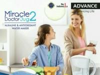 Minum Air Berkulitas Dengan Advance Miracle Doctor Jug 2