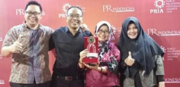 JIEPMAGZ Terima Penghargaan E-Magazine Terbaik PR Indonesia Award 2018