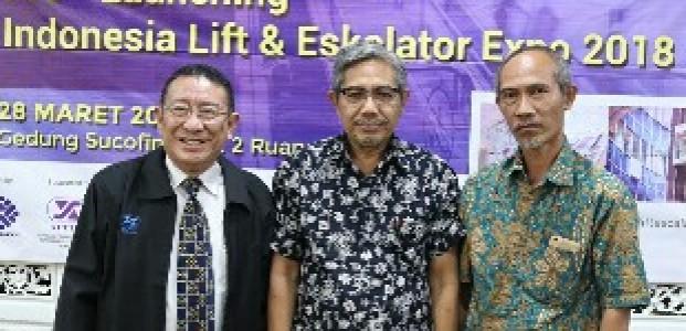 Sosialisasi K3 Elevator dan Eskalator dan Pre-Launching Indonesia Lift & Eskalator Expo 2018