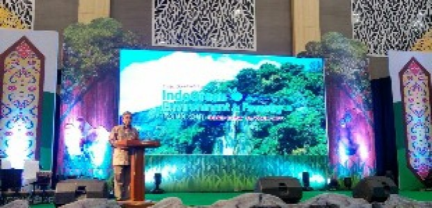 Indogreen Environment & Forestry Expo 2018 Dukung Potensi Wisata Alam Indonesia