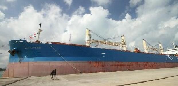 MV Dharma Lautan Intan Milik Djakarta Lloyd Siap Berkontribusi Bagi Bangsa