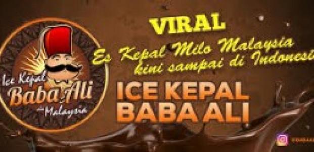 Modal 4 Jutaan, Baba Ali Tawarkan Waralaba Es Kepal Milo