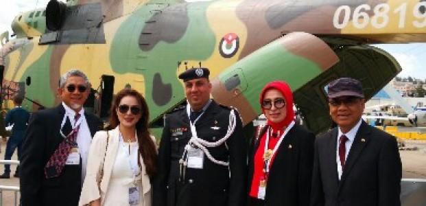 Indonesia Jajaki Peluang Ekonomi Dengan Yordania
