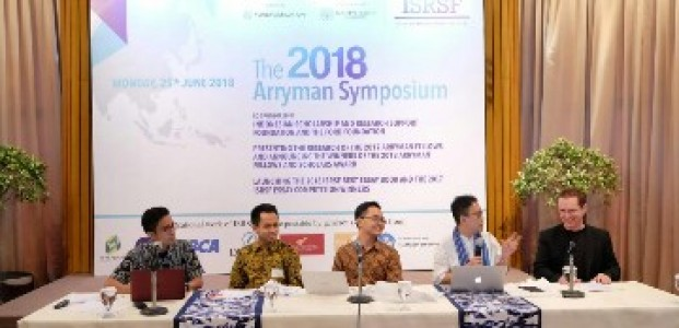 Program The Arryman Symposium Diharapkan Wujudkan Indonesia Lebih Baik