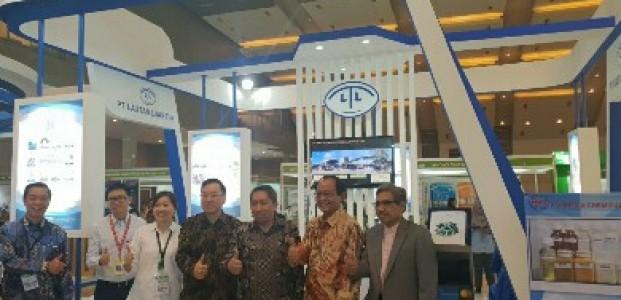 Kenalkan FiberCreme, PT Lautan Luas Tbk Apresiasi INACHEM Expo 2018