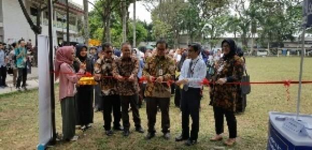 TingkatkanAwareness, Askrindo Syariah Ikuti Expo IKNB Syariah di Palembang
