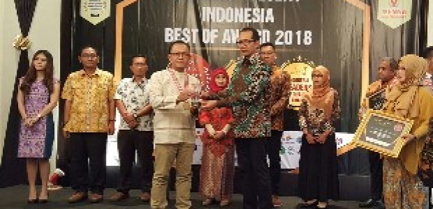 "Askrindo Syariah Sabet Penghargaan ""The Most Trusted Company In Service and Costumer Satisfaction Of The Year 2018"""