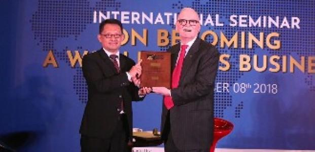 Armala Sukses Catatkan Prestasi sebagai Orang Indonesia Pertama Peraih Gelar MPS Dari APS