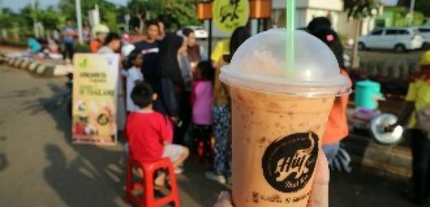 Minuman Thai Tea, Buka Hambatan Bagi Pemula Berbisnis
