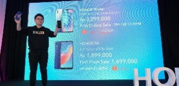 Smartphone Berteknologi Ekspresif, HONOR 10 Lite dan 8A Tampil Mengejutkan