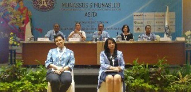 Unggul Suara Terbanyak, Nunung Rusmiati Terpilih Sebagai Ketua Umum DPP ASITA 2019-2024