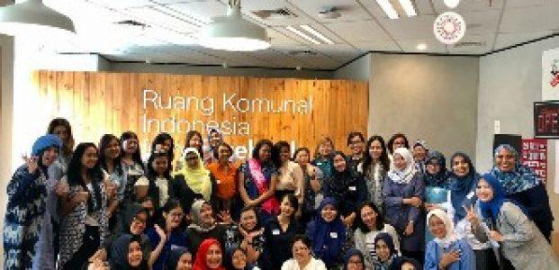 Single Moms Indonesia Berdayakan Ibu Tunggal, Demi Kuat Bangun Kembali Keluarga