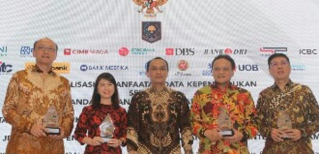 Bank DBS Indonesia Memperpanjang Addendum Perjanjian Kerjasama Dukcapil