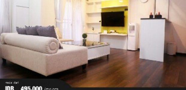 Travelio.com Berikan Kemudahan Sewa Apartemen Skema Cicilan dan Instant