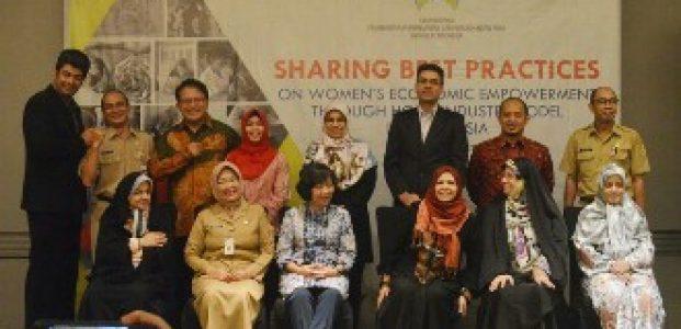 Indonesia – Iran Berbagi Praktik Terbaik Pemberdayaan Ekonomi Perempuan