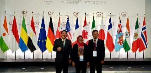 Hadiri G7 Environmental Ministerial Meeting, Indonesia Tekankan Pentingnya Perlindungan Terumbu Karang
