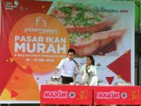 Damai Putra Group Gelar Pasar Ikan Murah Ramadhan 2019